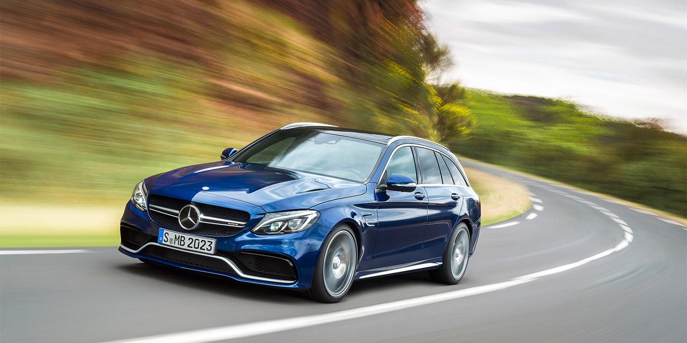 Mercedes-Benz разработает вседорожный универсал C-Class