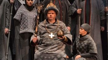 Борис Годунов | Новосибирский театр оперы и балета