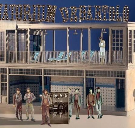 Опера Севильский цирюльник | Новосибирский театр оперы и балета