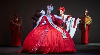 ПИКОВАЯ ДАМА. ИГРА. | Новосибирский театр оперы и балета