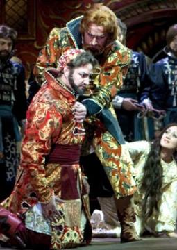 Царская невеста | Екатеринбургский театр оперы и балета