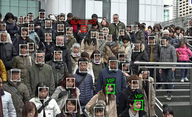 Систему распознавания лиц впервые задействуют на Олимпийских играх в Токио