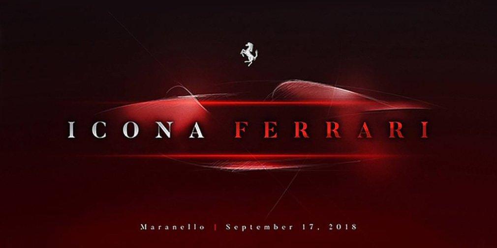 Ferrari анонсировала новый суперкар