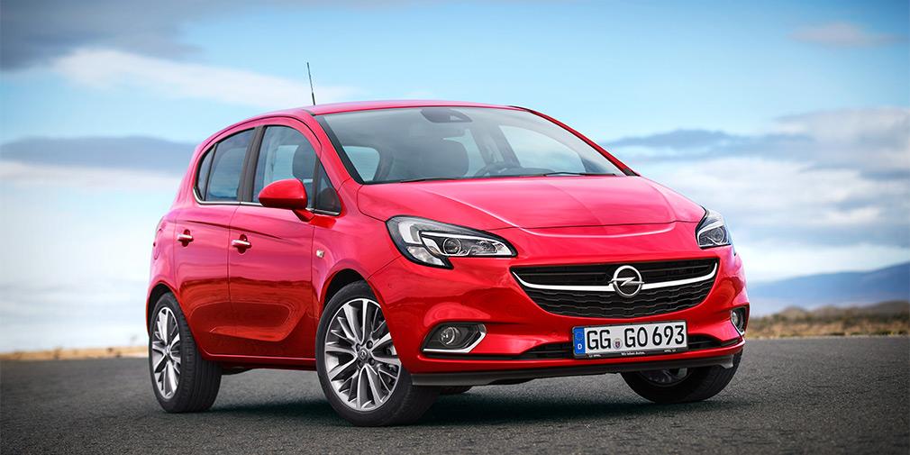 Opel анонсировал премьеру электрической Corsa