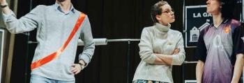 Да здравствует Бушон! | Театр Кот
