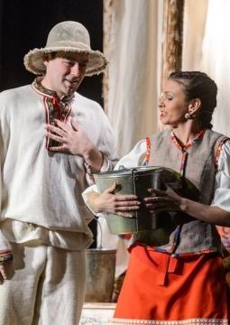 Свадьба в Малиновке   Оренбургский драматический театр