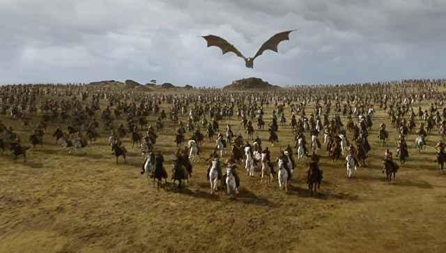 СМИ опубликовали первое фото со съемок последнего сезона