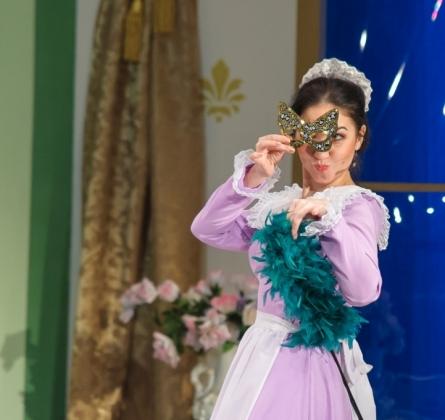 Летучая мышь   Алтайский государственный театр музыкальной комедии
