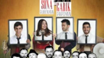 REINCARNATION. Sona Rubenyan & Garik Papoyan