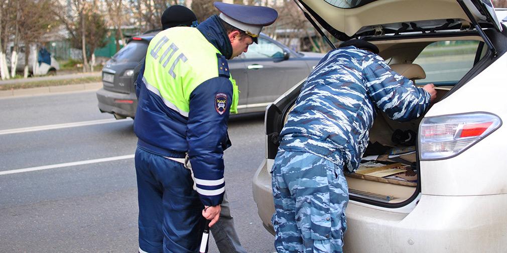 В МВД предложили разрешить полицейским вскрывать автомобили