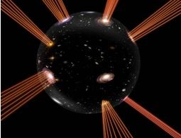 Предложена новая модель расширения Вселенной, объясняющая темную энергию