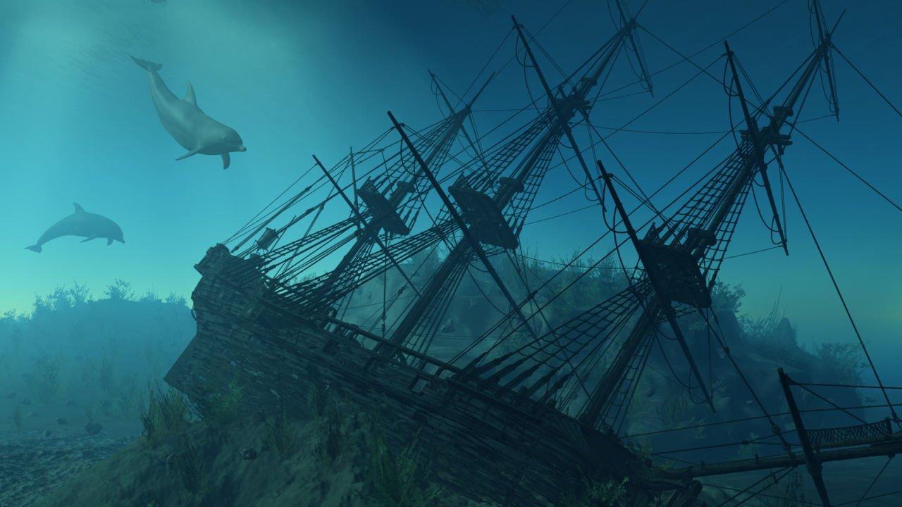 Блокчейн и ИИ применят для поиска подводных сокровищ
