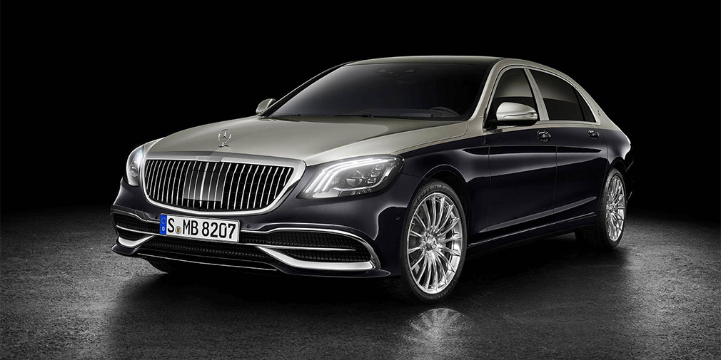 Mercedes-Maybach обновил cедан S-Class