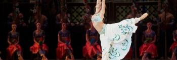 Балет БАЯДЕРКА | Новосибирский театр оперы и балета