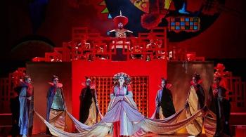 Опера ТУРАНДОТ | Новосибирский театр оперы и балета