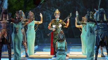 Опера АИДА | Новосибирский театр оперы и балета