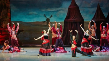 Балет ДОН КИХОТ | Новосибирский театр оперы и балета