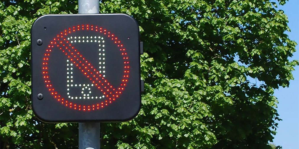 В Великобритании появились датчики для определения водителей с телефонами