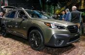 Subaru Outback сменил поколение и получил турбомотор