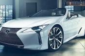 Lexus LC стал кабриолетом