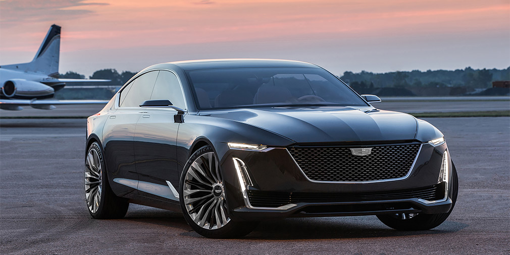 Cadillac выпустит электрокар для конкуренции с Tesla