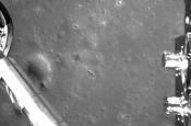 #видео дня: Посадка китайского модуля на обратную сторону Луны
