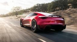 Запас хода нового Tesla Roadster превысит 1000 километров