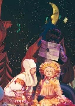 Секрет храбрости   Театр музыкальной комедии