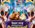 Цирк-шоу гигантских фонтанов