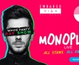 WHITE PARTY DAY SHOW - MONOPLAY [LIVE] | VILLA EMBARGO