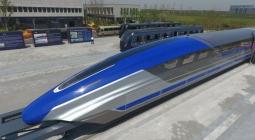 Новый китайский поезд на магнитной подушке сможет развивать скорость 600 км/ч