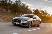Jaguar назвал российские цены на обновленный седан XE