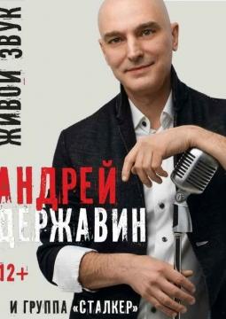 Андрей Державин и группа Сталкер
