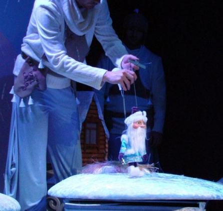 Морозко   Театр кукол