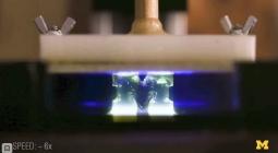 Ученые нашли способ, как ускорить 3D-печать в 100 раз