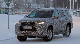 Mitsubishi приступила к испытаниям обновленного Pajero Sport