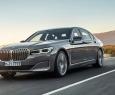 BMW представила обновленный седан 7-Series