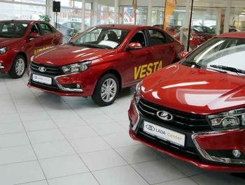 АвтоВАЗ повысит цены на все модели Lada