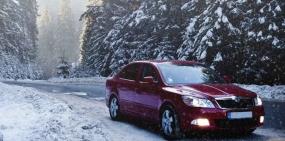 Автомобили не будут замерзать: создан материал, отталкивающий лед