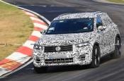 Видео: Volkswagen тестирует 300-сильную версию T-Roc на «Нюрбургринге»