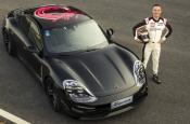 Porsche показала близкий к серии прототип первого электрокара