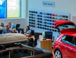 Центробанк попросили ограничить покупку автомобилей за наличные