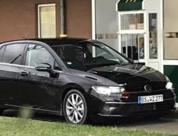Новый Volkswagen Golf заметили без камуфляжа