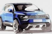 Volkswagen представит новый кроссовер в 2021 году