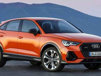 Audi представила новый кроссовер Q3 Sportback