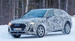 Новый кроссовер Audi впервые заметили на тестах