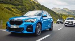 BMW X1 научился ездить на электрической тяге