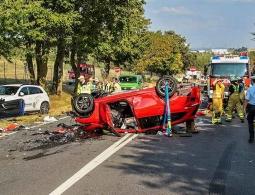 Названы самые опасные для автомобилистов страны Европы