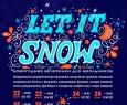 Let It Snow | Новогодняя вечеринка для школьников