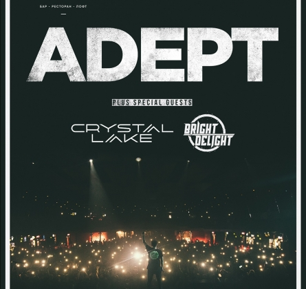 Adept | Crystal lake